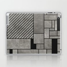 Abstract concrete pattern Laptop & iPad Skin