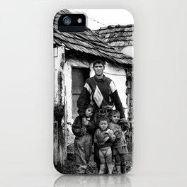 Roma Family iPhone Case