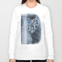 bike lover X-ray Long Sleeve T-shirt