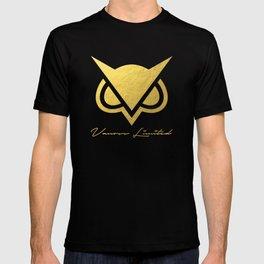 Limited Edition - Vanoss || Gold Logo T-shirt