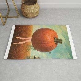 pumpkin2 Rug
