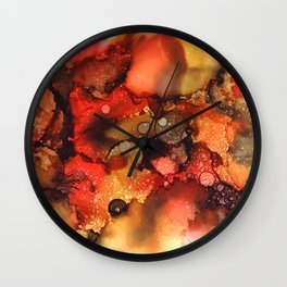 Abstract 30 Wall Clock