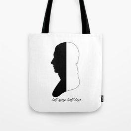 Jane Austen Persuasion Captain Wentworth  Tote Bag
