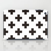 positive iPad Cases featuring Positive by Small Comforts