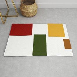 color block #6 Rug