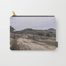 Gated Road Carry-All Pouch