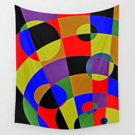 Abstract #95 Gravity Wall Tapestry