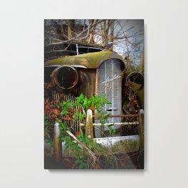 Virginia - Old Car LaSalle Metal Print