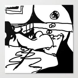 Loli Canvas Print
