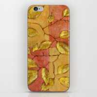 birch iPhone & iPod Skins featuring Birch by Edith Jackson-Designs