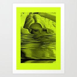 De-Fame No.4 Art Print