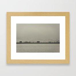 Inle Lake Framed Art Print