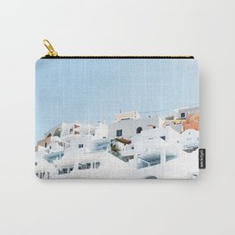 Lost in Santorini Greece Carry-All Pouch