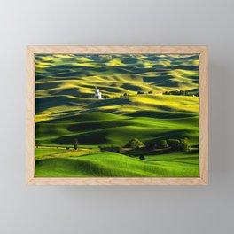 The Granary Framed Mini Art Print