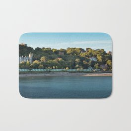 Langland bay Gower Bath Mat