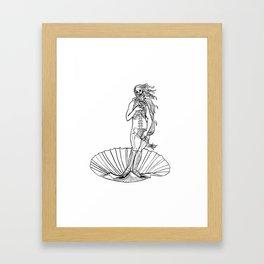 Botticelli Sux Framed Art Print