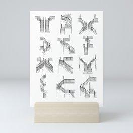 Plex de Montréal Mini Art Print
