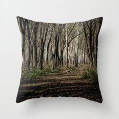 Deep Throw Pillow