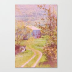 Memories of the Farm Canvas Print