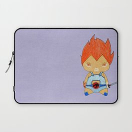 A Boy - Lion-O (Thundercats) Laptop Sleeve