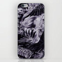 Crows iPhone Skin