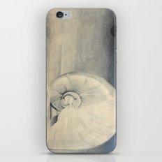 Seashell Genie iPhone & iPod Skin