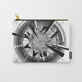 Clock Mechanisms Through The Ages Carry-All Pouch