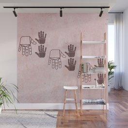 HANDS I Wall Mural