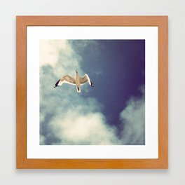 In Flight Framed Art Print