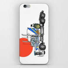 No Trouble in Little Japan iPhone & iPod Skin