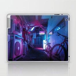 Tokyo Nights / Blue Monday / Liam Wong Laptop & iPad Skin