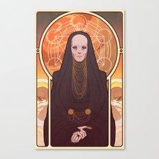 Reverend Mother Canvas Print