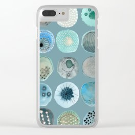 Organica Clear iPhone Case