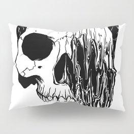 Skull (Distortion) Pillow Sham
