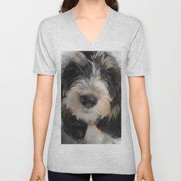GBGV Puppy with Attitude Unisex V-Neck