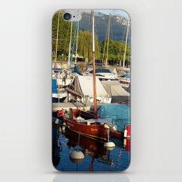 Yachts II iPhone Skin