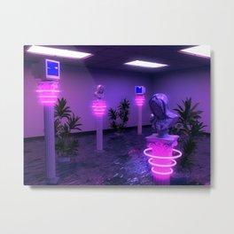 The Flooded Room Metal Print