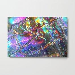 Creative Juices Metal Print