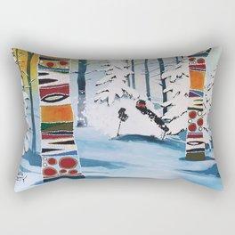 Freshie Forest Rectangular Pillow