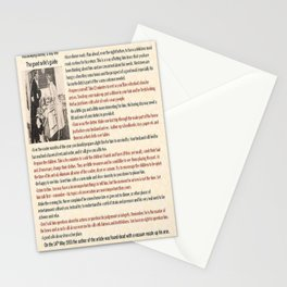 Good Wife's Guide Stationery Cards