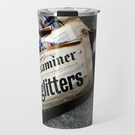 All That Glittered Travel Mug