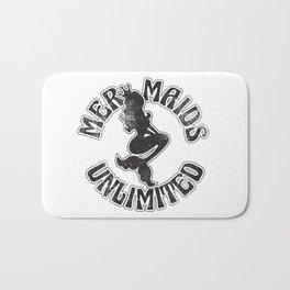 Mermaid Unlimited Bath Mat