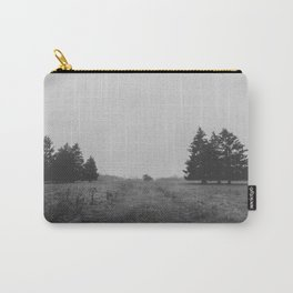 Siblings - black and white landscape photography Carry-All Pouch