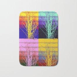 A Design for All Seasons Bath Mat