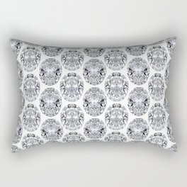 Oval Rectangular Pillow