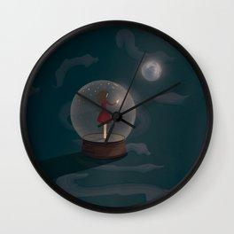 Glasswall Wall Clock