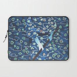 Samurai Cat Laptop Sleeve