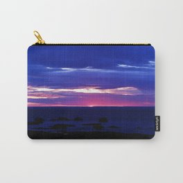 Dusk on the Sea Carry-All Pouch