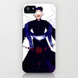 Karamatsu iPhone Case