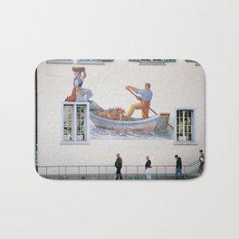 Zurich Truman Show Bath Mat